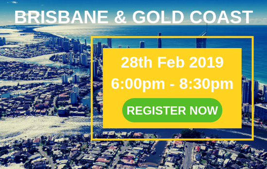 BRISBANE AND GOLD COAST FIRST HOME BUYER MASTERCLASS