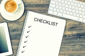 First home buyer checklist