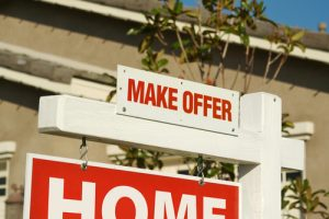 Make an offer on a property