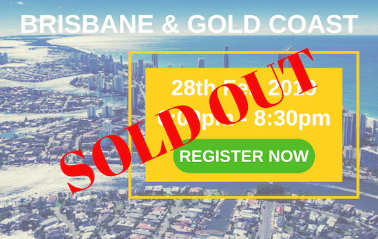 First home buyer masterclass sold out