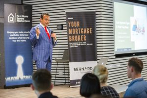 Bernard Desmond First Home Buyers Masterclass